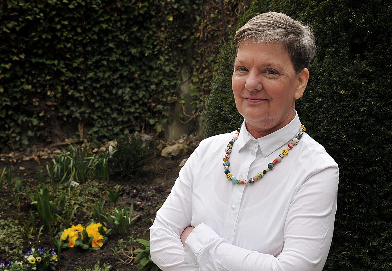 Portriat Susanne Frings